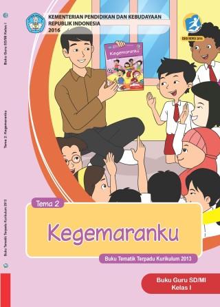 Buku Guru Tema 2: Kegemaranku