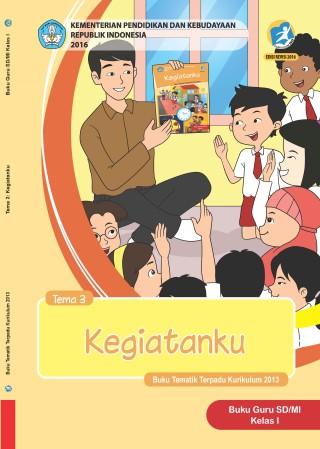 Buku Guru Tema 3: Kegiatanku