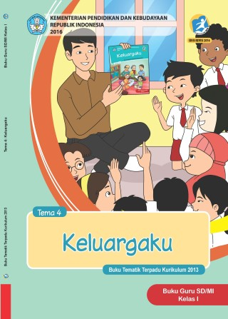 Buku Guru Tema 4: Keluargaku