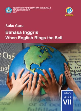 Buku Guru Bahasa Inggris When English Rings the Bell