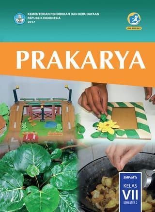 Prakarya Semester 2