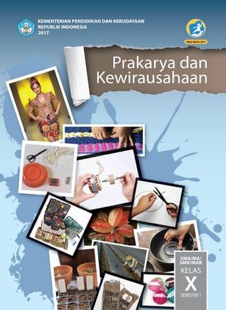 Prakarya dan Kewirausahaan Semester 1