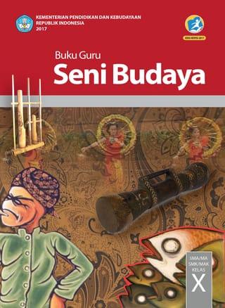 Buku Guru Seni Budaya