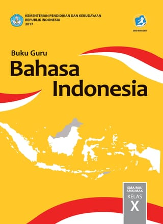 Buku Guru Bahasa Indonesia