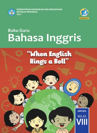 Buku Guru Bahasa Inggris When English Rings A Bell