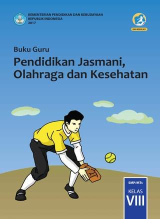 Buku Guru Pendidikan Jasmani, Olahraga, dan Kesehatan
