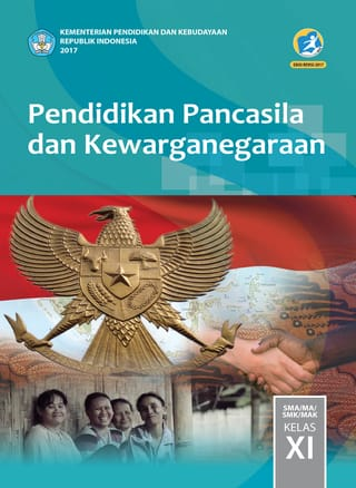 Pendidikan Pancasila dan Kewarganegaraan