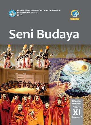 Seni Budaya Semester 2