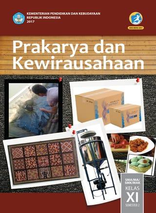 Prakarya dan Kewirausahaan Semester 2