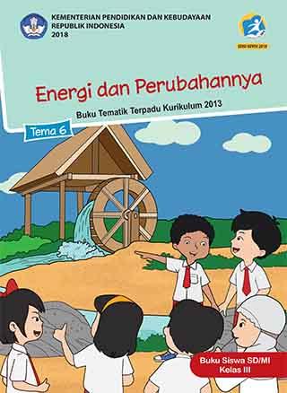 Tema 6: Energi dan Perubahannya