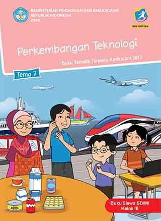 Tema 7: Perkembangan Teknologi