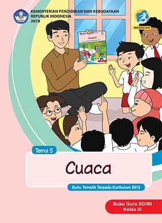 Buku Guru Tema 5: Cuaca
