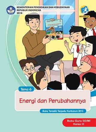 Buku Guru Tema 6: Energi dan Perubahannya