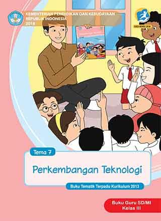 Buku Guru Tema 7: Perkembangan Teknologi
