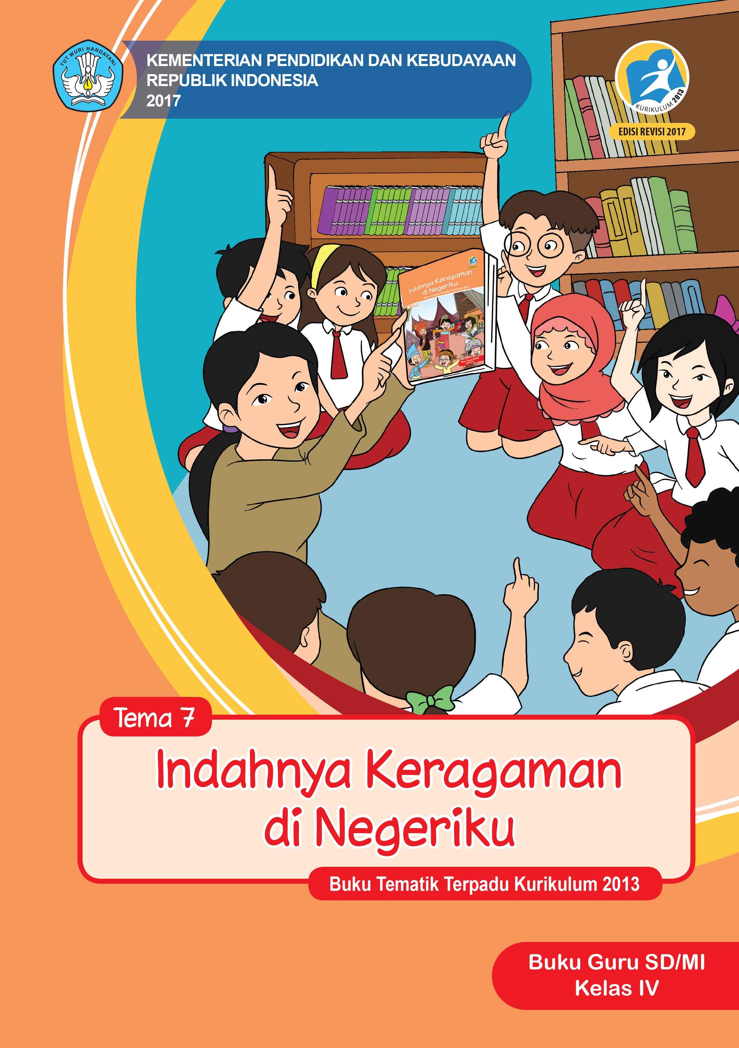 Buku Guru Tema 7: Indahnya Keragaman di Negeriku