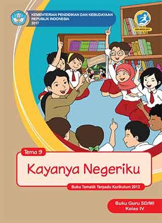 Buku Guru Tema 9: Kayanya Negeriku