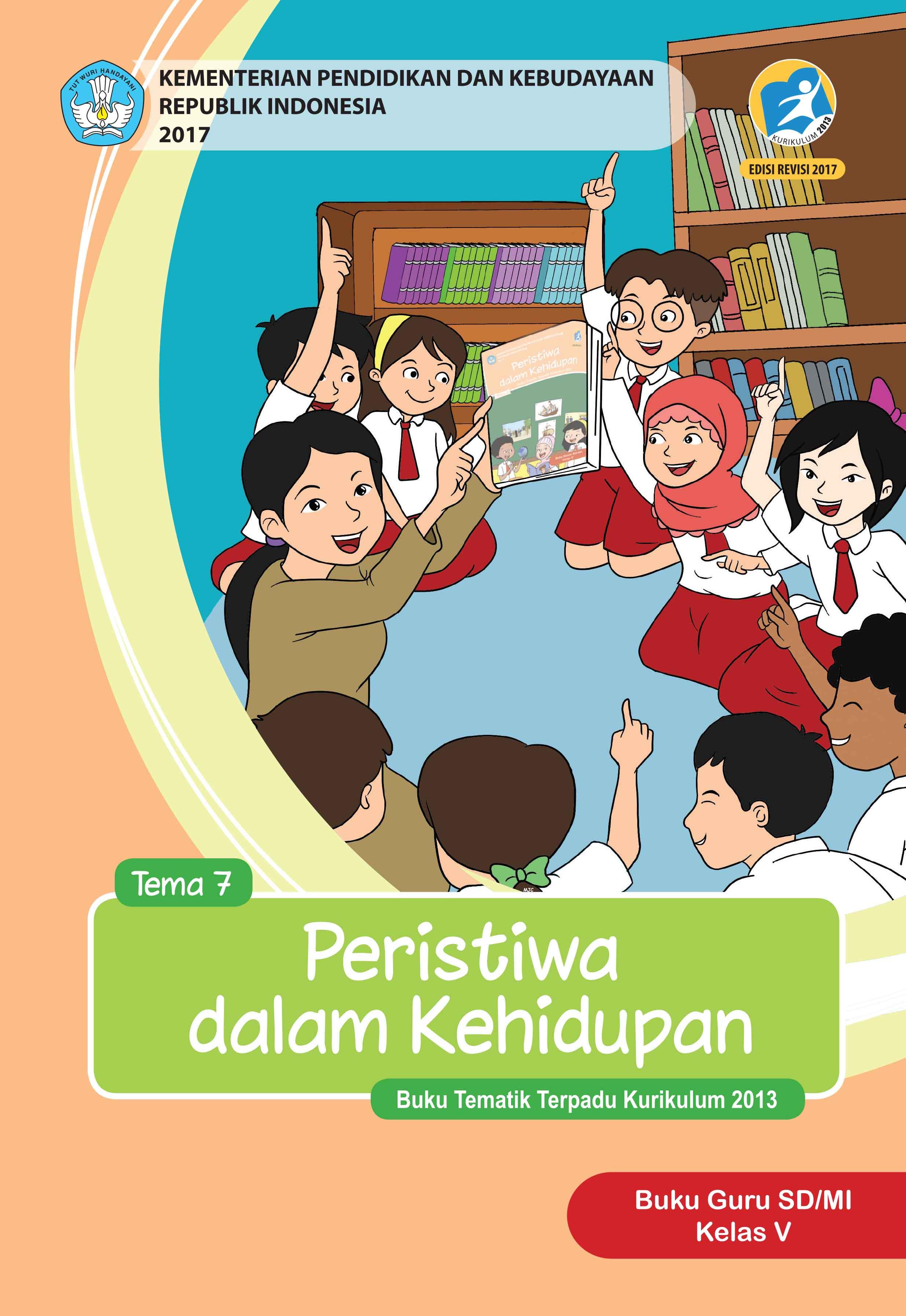 Buku Guru Tema 7: Peristiwa dalam Kehidupan