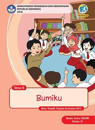 Buku Guru Tema 8: Bumiku