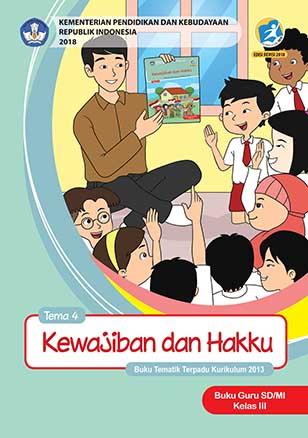 Buku Guru Tema 4: Kewajiban dan Hakku