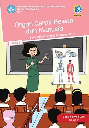 Tema 1: Organ Gerak Hewan dan Manusia