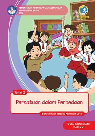Buku Guru Tema 2: Persatuan dalam Perbedaan
