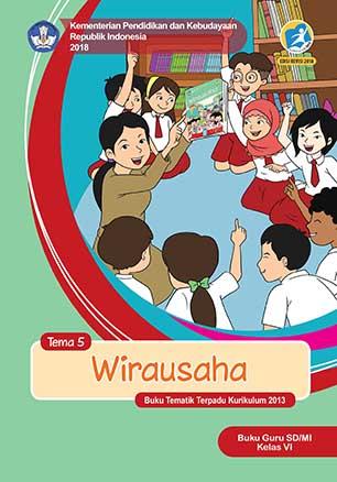 Buku Guru Tema 5: Wirausaha
